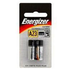 Piles A23 / E23A, Energizer (x 2)