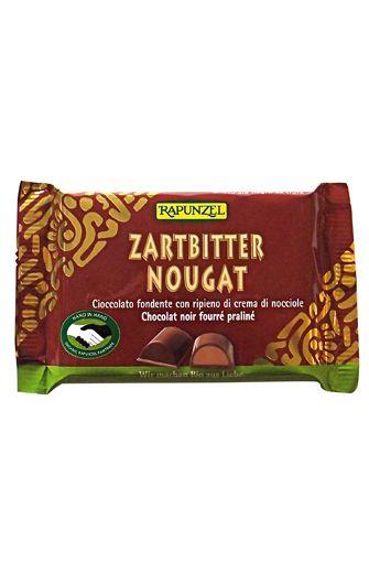 Chocolat noir praliné BIO, Rapunzel (100 g)