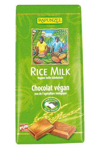 Chocolat Rice Milk BIO, Rapunzel (100 g)