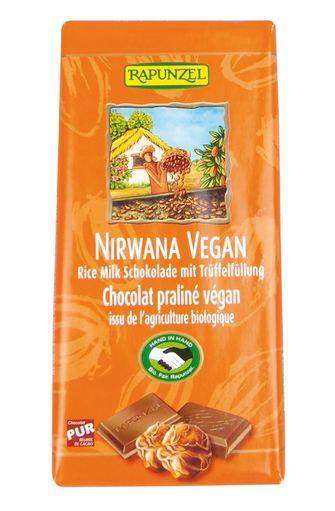 Chocolat Nirwana BIO, Rapunzel (100 g)
