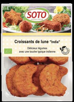 Croissants de lune India BIO, Soto (x 12, 220 g)