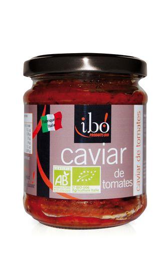 Caviar de tomates BIO, Ibo (190 g)