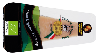 Parmesan AOP BIO, 18 mois minimum d'affinage, 28,4 % MG, Casearia Di Sant'Ann (200 g)