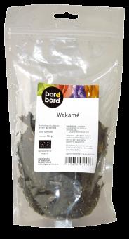 Wakamé en paillettes BIO, Bord à bord (100 g)