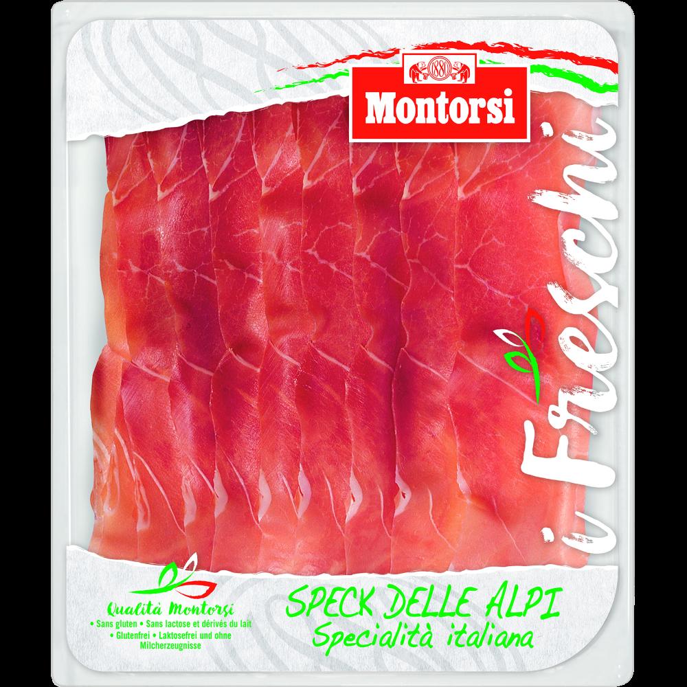 Chiffonnade de Speck, Montorsi (100 g)
