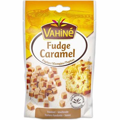 Pépites fudge caramel, Vahiné (70 g)