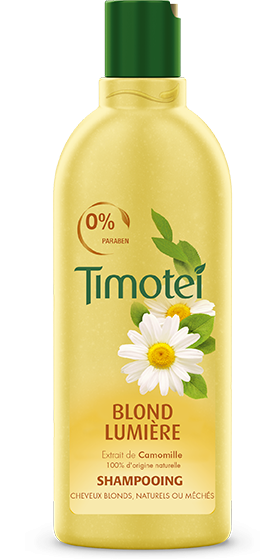 Shampooing Blond Lumière, Timotei (300 ml)