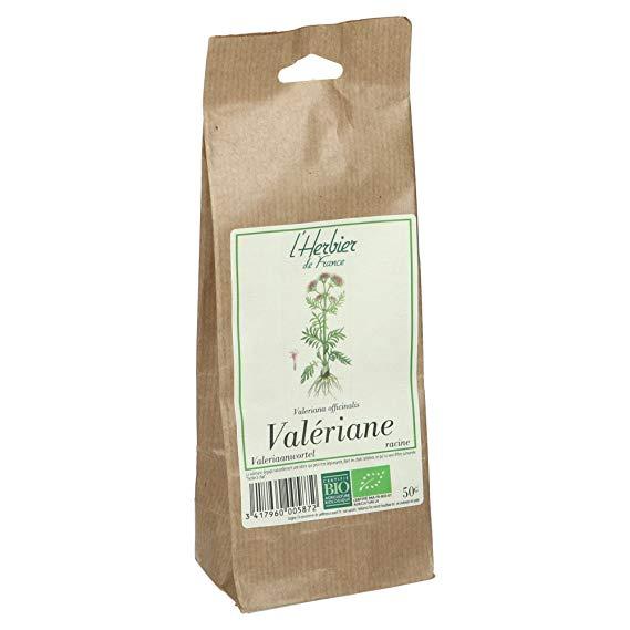 Valériane BIO, Herbier de France (50 g)