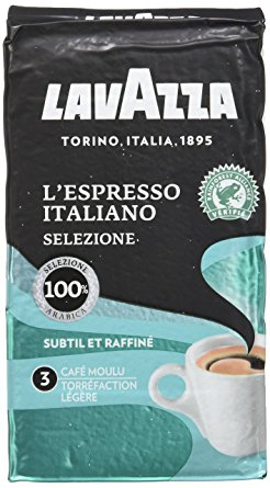Café moulu l'espresso italiano, Lavazza (250 g)