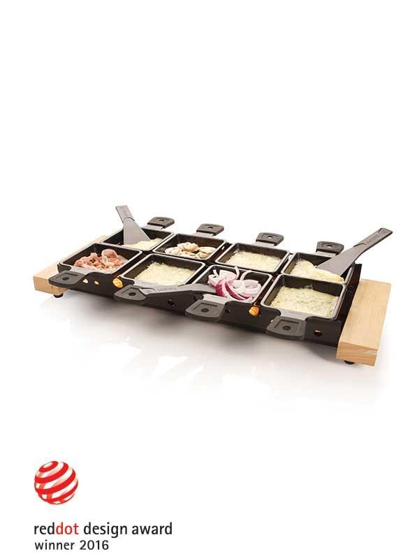 Partyclette XL, Boska