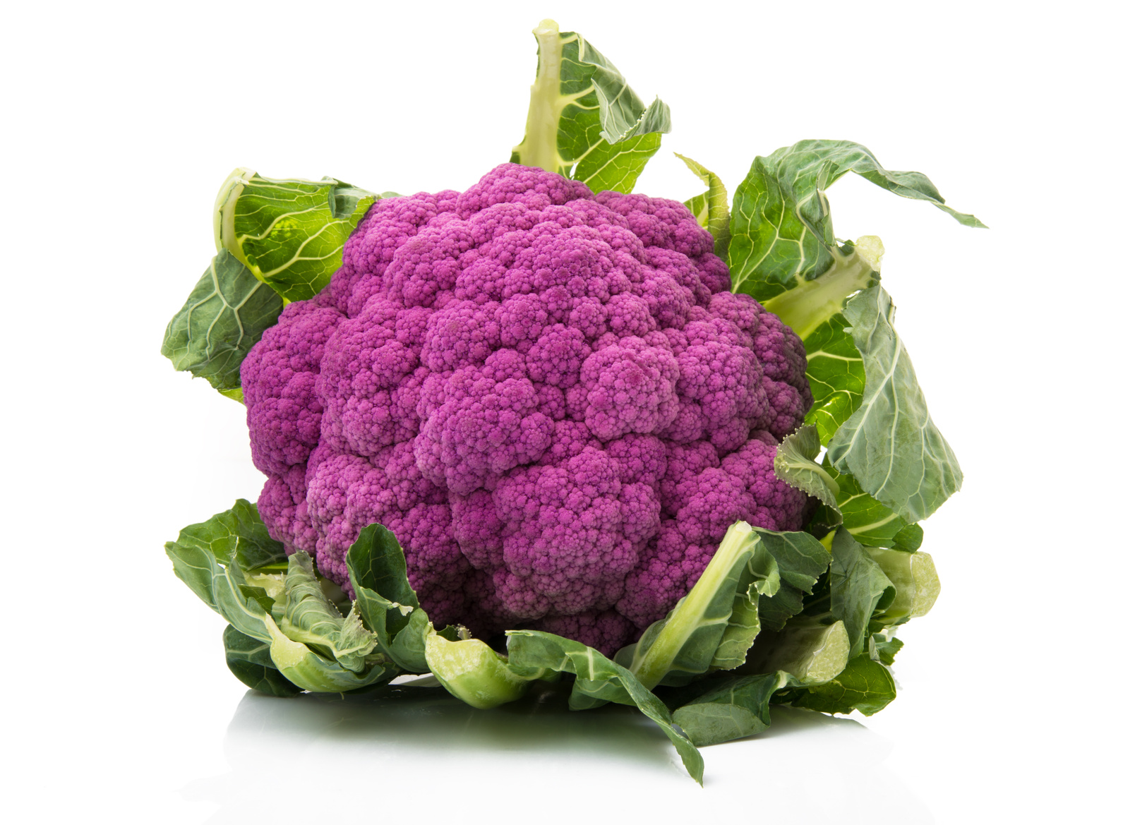 Chou-fleur violet BIO