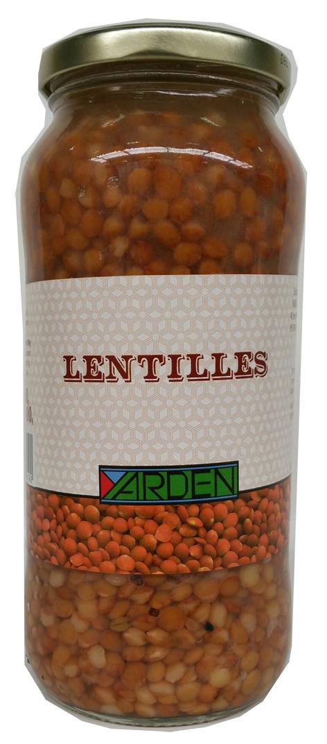 Lentilles, Yarden (400 g)