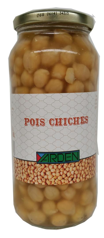 Pois chiches cuisinés, Yarden (540 g)