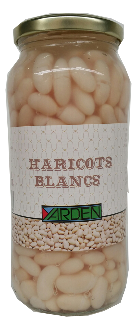 Haricots blancs, Yarden (580 g)