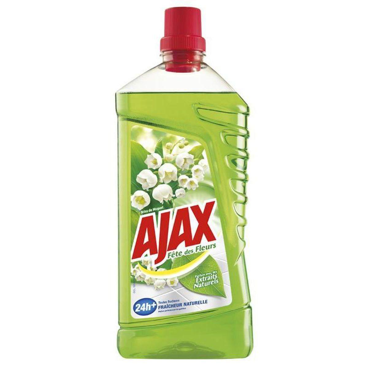Nettoyant multi-surfaces Muguet, Ajax (1.25 L)