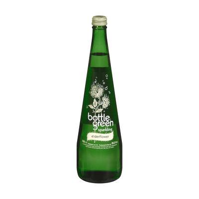 Boisson pétillante à la fleur de sureau, Bottlegreen (750 ml)