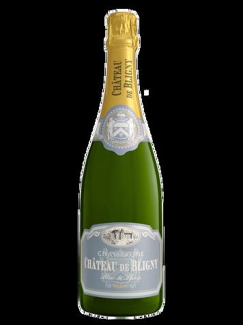 Champagne blanc de blancs, Château de Bligny (75 cl)