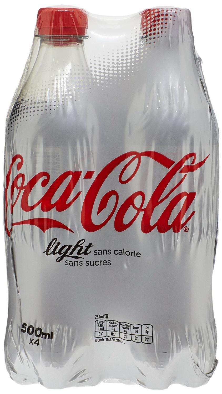 Coca-Cola Light (4 x 50 cl)