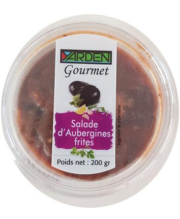 Salade d'aubergines frites, Yarden Gourmet (200 g)