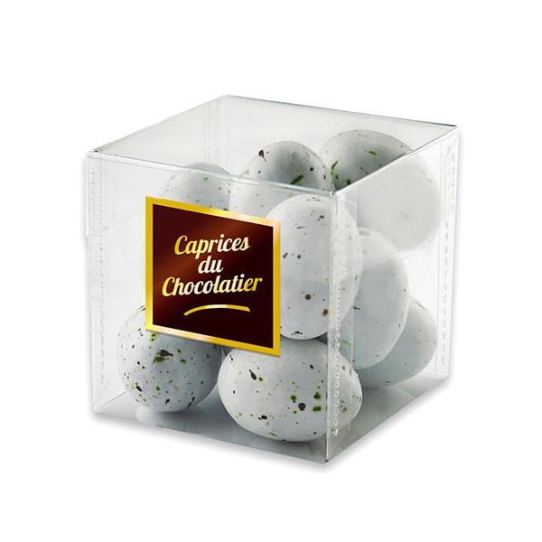 Cube Oeufs de mouette, chocolaterie Schaal (135 g)
