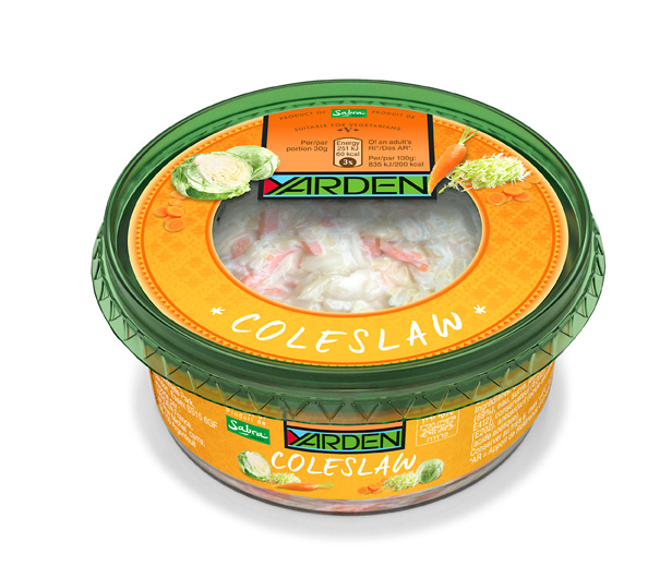 Coleslaw, Yarden (250 g)