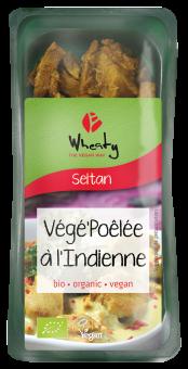 Végé' Poêlée à l'Indienne, Wheaty (200 g)