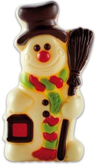 Bonhomme de neige, chocolaterie Schaal (60 g)