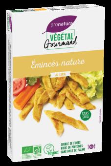 Emincés nature au lupin, Végétal Gourmand (200 g)