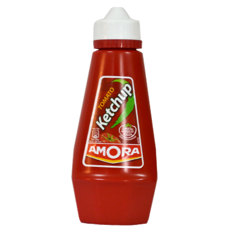 Ketchup Top Up, Amora (575 g)