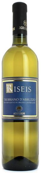 Agriverde, Riseis Blanc 2009 (vin italien, 75 cl)