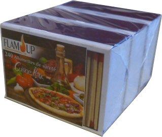 Allumettes cuisine, Flam'Up (3 boites de 240 unités)