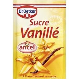 Sucre vanillé, Dr Oetker (10 x 8 g)