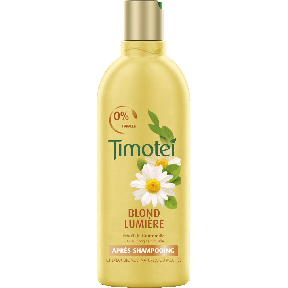 Après-shampooing Blond Lumière, Timotei (300 ml)
