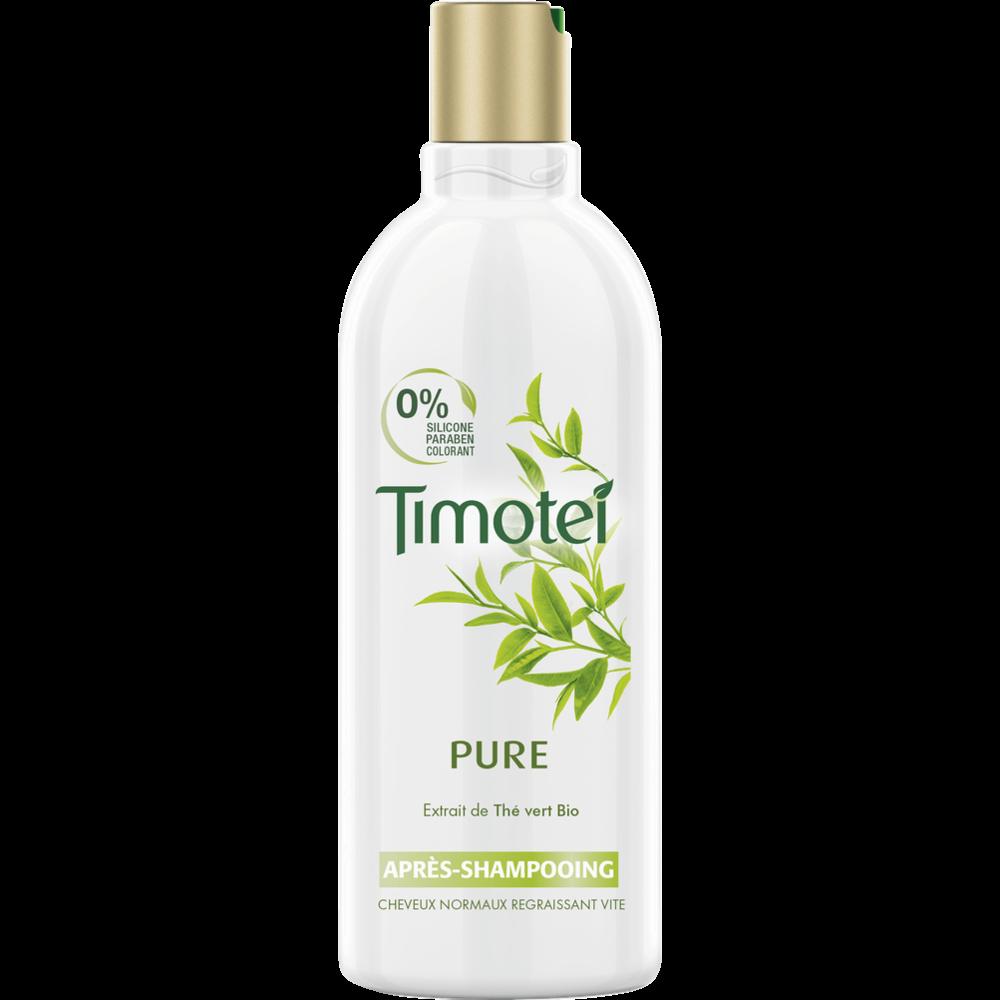 Après-shampooing Pure 0%, Timotei (300 ml)