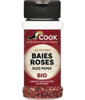 Baies roses entières BIO, Cook (20 g)