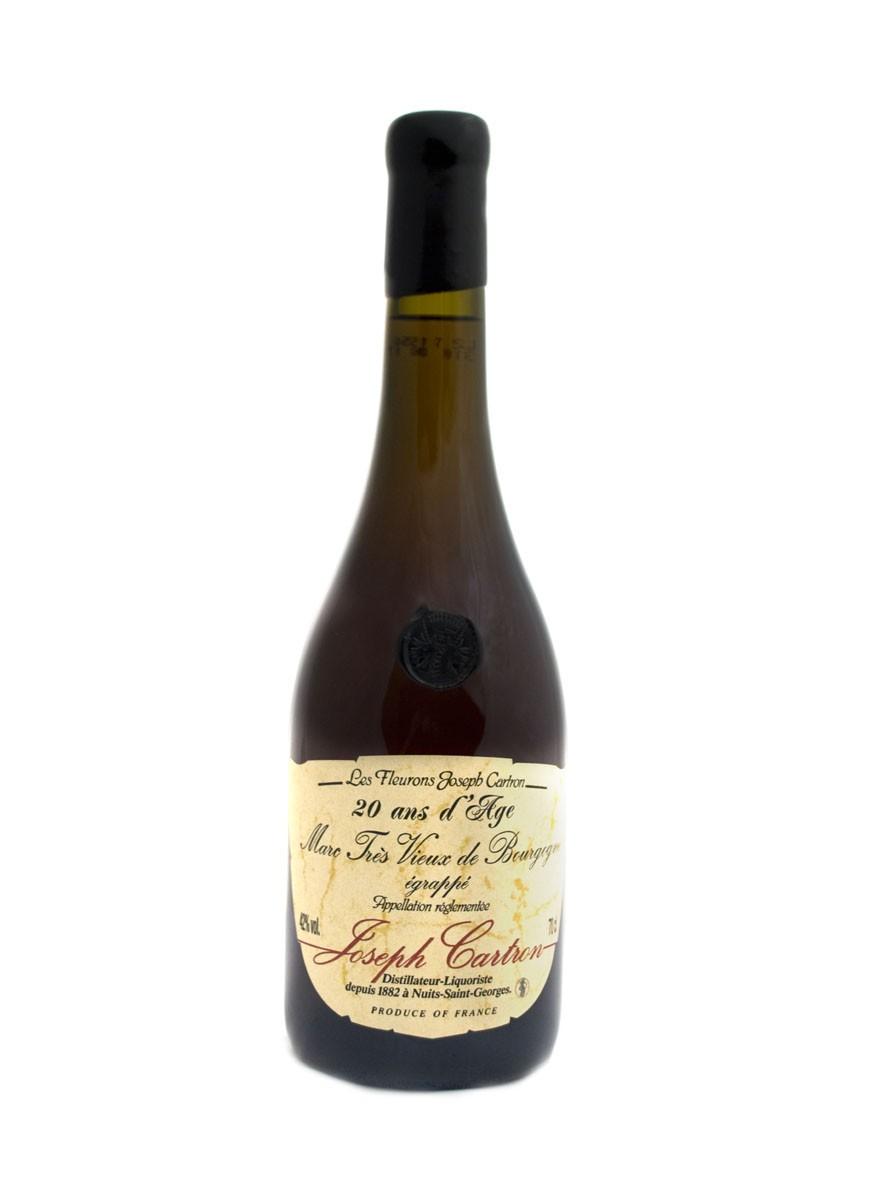 Vieux Marc de Bourgogne Hors d'âge Joseph Cartron (70 cl)