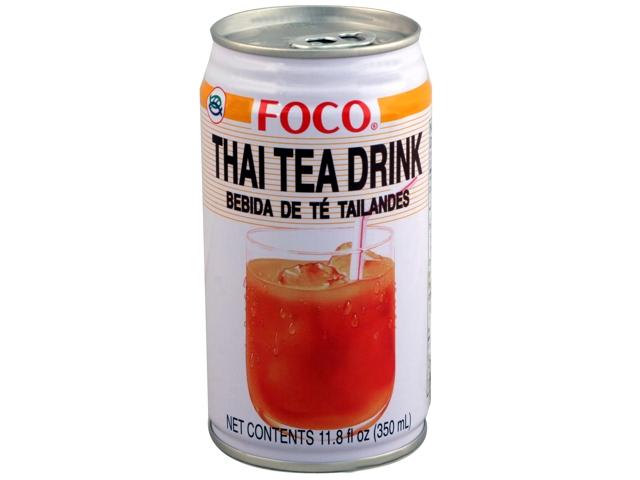 Boisson à base de thé au lait thaï, Foco (35 ml)