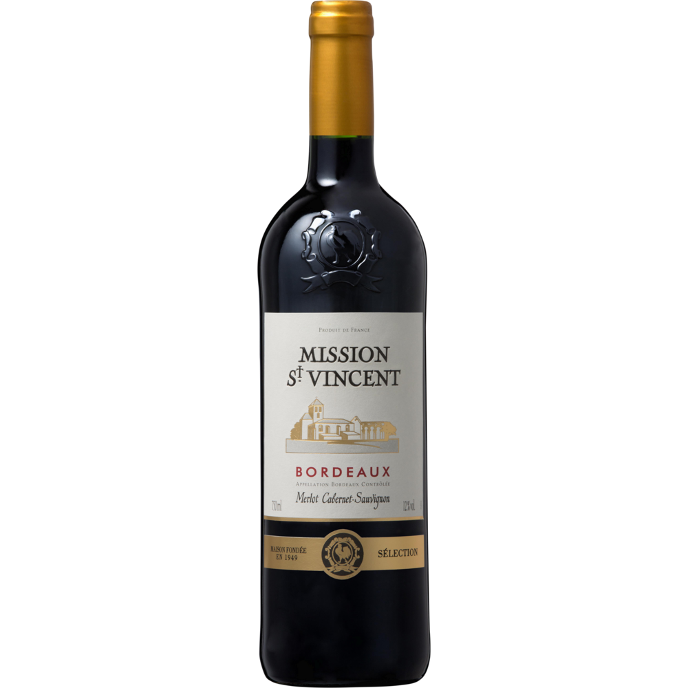 Bordeaux AOP Mission Saint Vincent (75 cl)