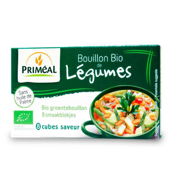 Bouillon de légume BIO, Priméal (72 g)