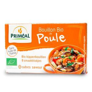 Bouillon de poule BIO, Priméal (80 g)