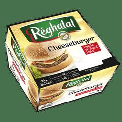 Cheeseburger Halal, Reghalal (145 g)