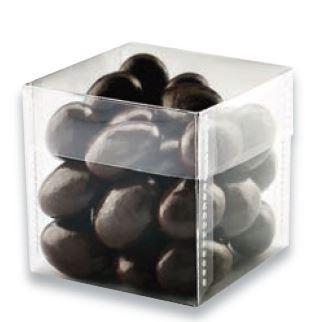 Cube Amandes au chocolat, chocolaterie Schaal (150 g)