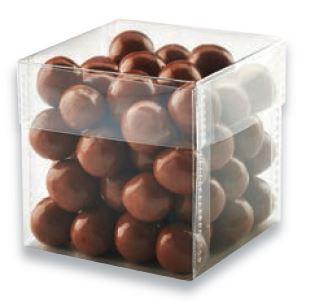 Cube Noisettes au lait, chocolaterie Schaal (135 g)