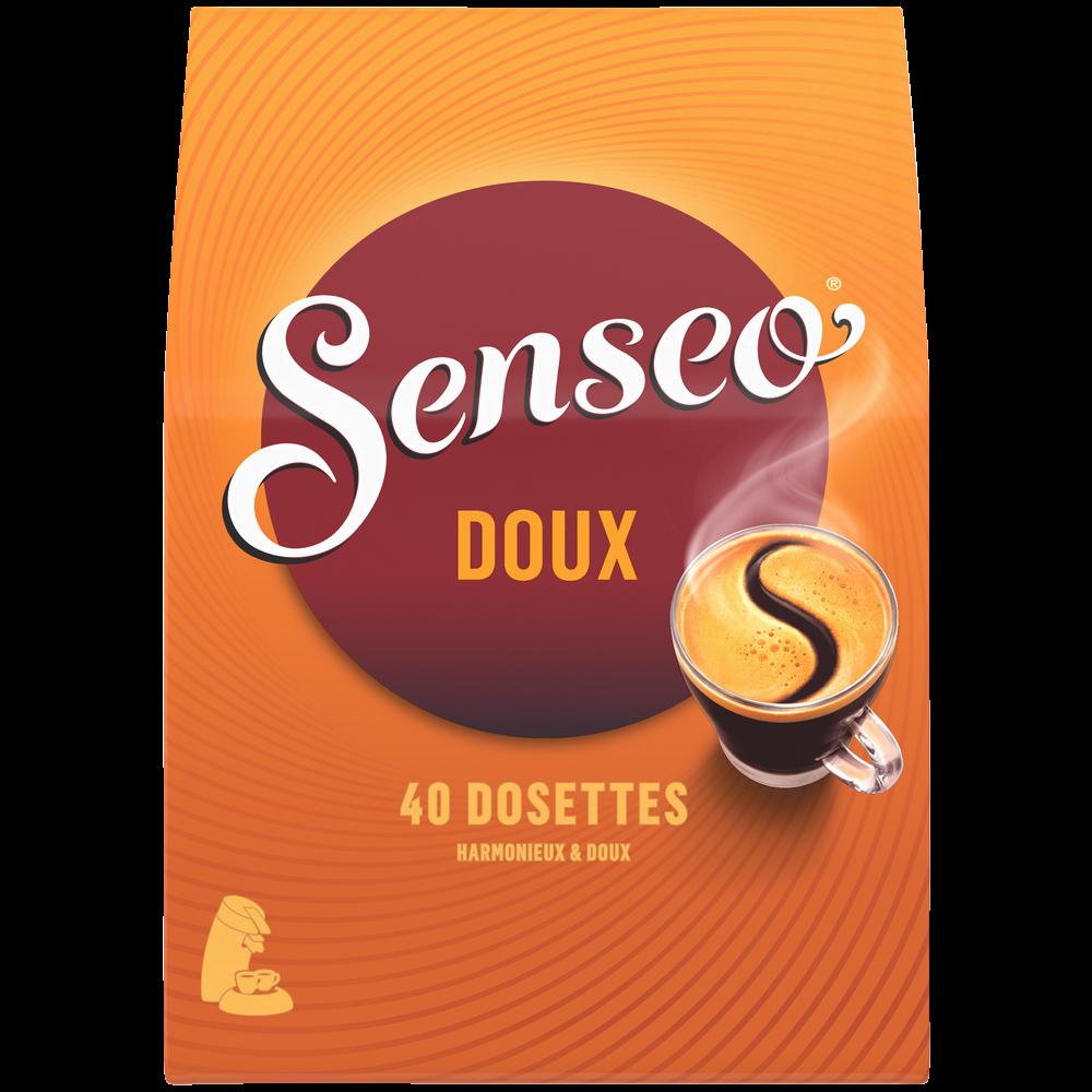 Café dosette doux, Senseo (x 40)