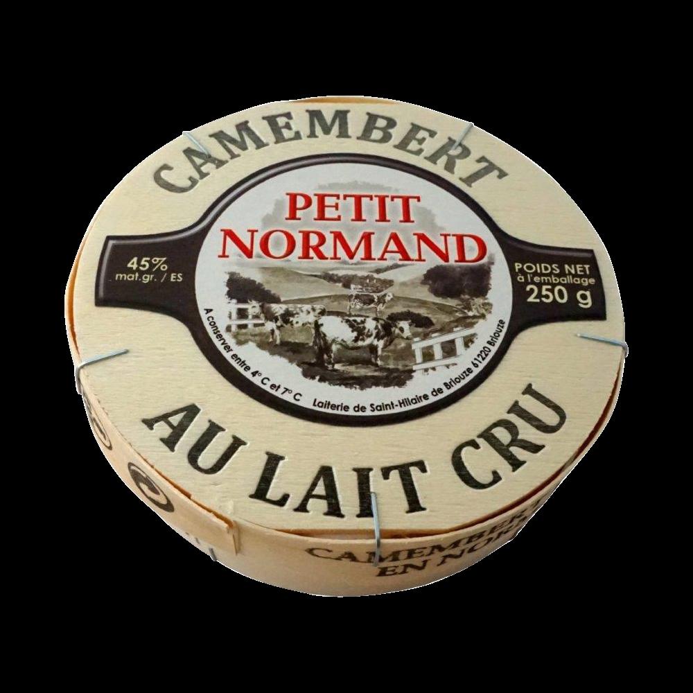 Camembert au lait, Petit Normand (250 g)