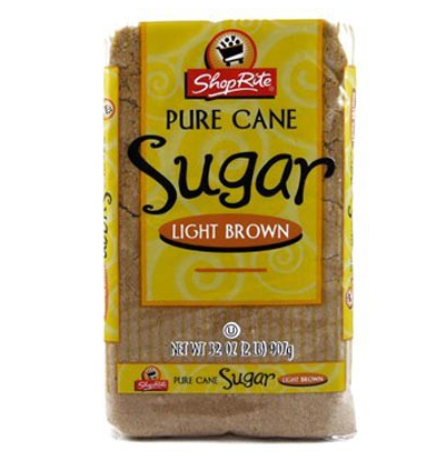 "Sucre pure cane ""Light brown"", Shoprite (907 g)"