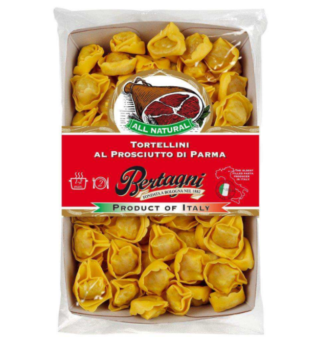 Tortelloni Jambon de Parme, Bertagni (250 g)