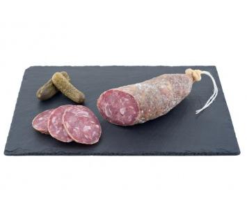 Saucisson sec artisanal, Maison Conquet (environ 300-350 g)