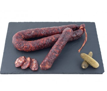 Saucisson de chorizo, Maison Conquet (environ 300-380 g)