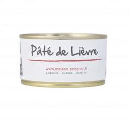Pâté de Lièvre, Maison Conquet (130 g)